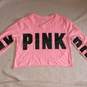 Crop top from Pink